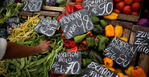 Placeholder - loading - Preços mundiais de alimentos caem acentuadamente em abril devido à Covid-19, diz ONU