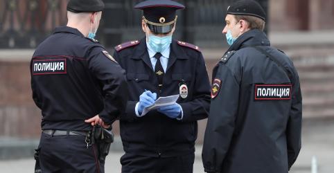 Placeholder - loading - Rússia ultrapassa Alemanha e França em casos de coronavírus após alta diária recorde