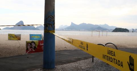 Placeholder - loading - Niterói, na região metropolitana do Rio, multará quem sair à rua sem necessidade