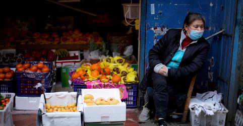 Placeholder - loading - Mercado de Wuhan teve papel na pandemia, mas é preciso pesquisar mais, diz OMS