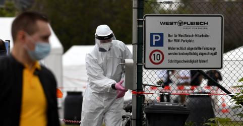 Alemanha encara com seriedade aumento na taxa de transmissão de coronavírus, diz ministério