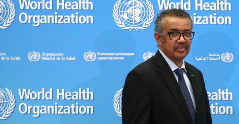 Placeholder - loading - Chefe da OMS diz que saída do isolamento do coronavírus deve ser 'lenta e gradual'
