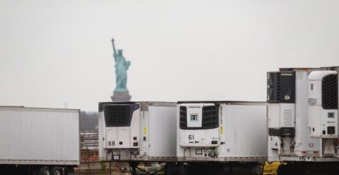 Governador diz que arredores da cidade de Nova York podem reabrir no fim de semana