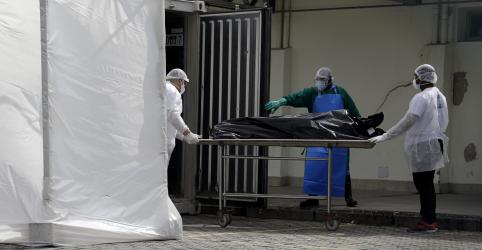 Placeholder - loading - Mortes por Covid-19 no Brasil chegam a 11.519 e total de casos se aproxima de 170 mil