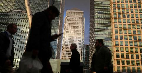 Placeholder - loading - PIB do Reino Unido encolhe recorde de 5,8% em março e impacto maior do Covid-19 ainda está por vir