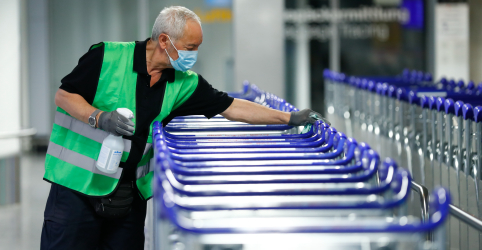 Placeholder - loading - Alemanha anuncia afrouxamento gradual no controle de fronteiras