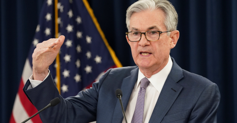 Placeholder - loading - Powell, do Fed, alerta para fraqueza econômica prolongada, pede maior suporte fiscal