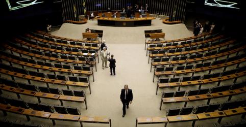 Placeholder - loading - Em sessão do Congresso, Câmara aprova projeto que autoriza aumento para policiais do DF