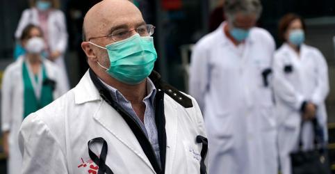 Placeholder - loading - Imagem da notícia Espanha registra mais de 200 novas mortes diárias por Covid-19