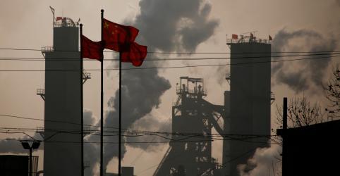 Placeholder - loading - Imagem da notícia Produção industrial da China avança em abril com reabertura mas preocupação com empregos pesa sobre consumo