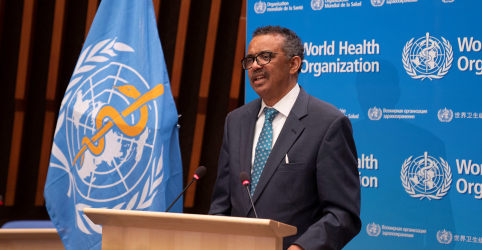Placeholder - loading - Imagem da notícia Comitê independente da OMS apoia revisão de resposta à pandemia e sugere reformas