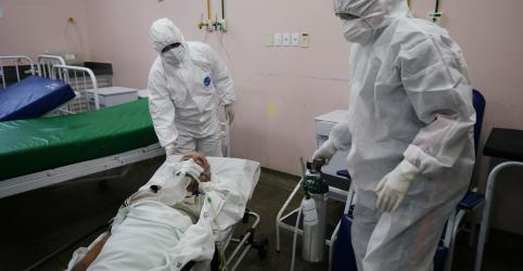 Brasil chega a 254 mil casos de Covid-19 e se torna 3º país com mais registros no mundo
