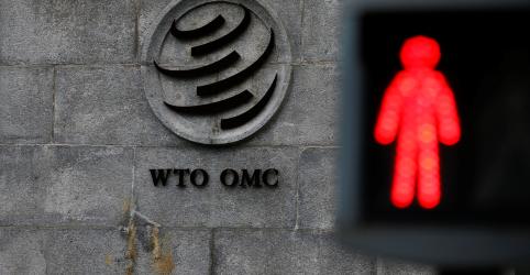 Índice de comércio da OMC atinge mínima recorde em maio ao surto de Covid-19