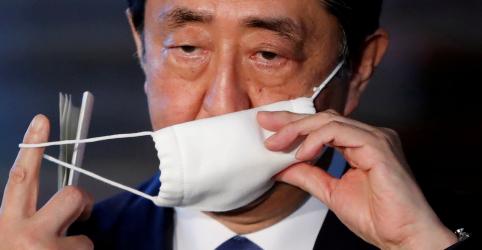 Japão pode suspender estado de emergência em Tóquio já na próxima semana