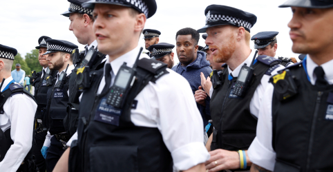 Reino Unido registra mais de 300 ataques a agentes de emergência durante quarentena