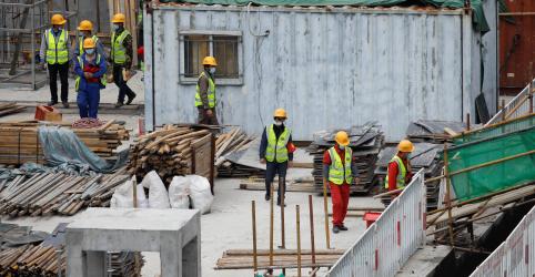 Placeholder - loading - CORREÇÃO-China retira menção a meta para PIB em abertura do Parlamento