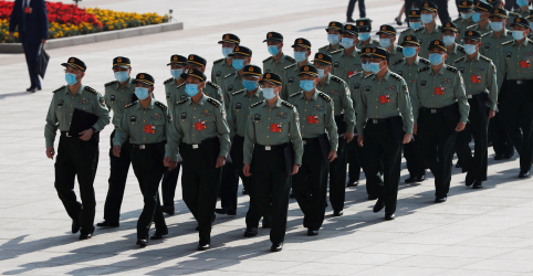 Placeholder - loading - Imagem da notícia Gasto da China com defesa terá menor alta em 3 décadas, mas ainda subirá 6,6%