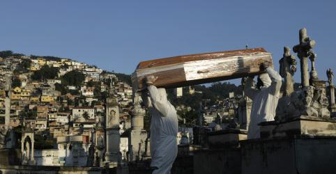 Placeholder - loading - América do Sul se tornou novo epicentro da Covid-19 e Brasil é o mais atingido, diz OMS