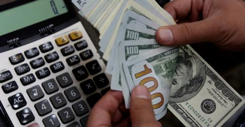 Placeholder - loading - Dólar futuro abandona alta e vai às mínimas da sessão após liberação de vídeo