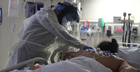 Placeholder - loading - Imagem da notícia EUA já têm 96 mil mortos por Covid-19 e quase 1,6 milhão de casos, segundo CDC