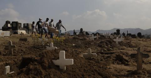 Placeholder - loading - Imagem da notícia Brasil alcança 22.666 mortes por Covid-19; casos superam 360 mil
