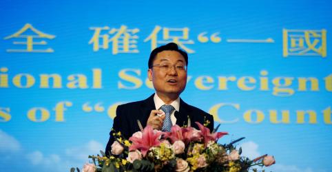 Placeholder - loading - Autoridade chinesa diz que alguns protestos em Hong Kong foram 'terroristas por natureza'