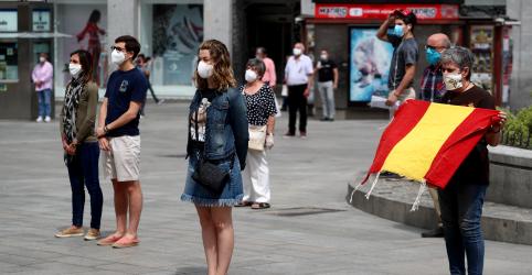 Placeholder - loading - Com fim dos isolamentos, Espanha quer regras comuns para circulação por fronteiras da UE