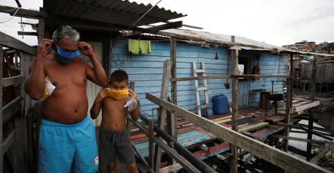 Placeholder - loading - Imagem da notícia Opas diz que Américas são novo epicentro da pandemia de coronavírus
