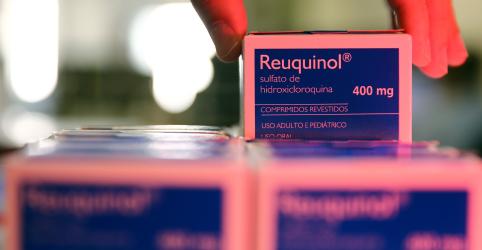 Placeholder - loading - França revoga uso de hidroxicloroquina para tratamento de Covid-19 em meio a temores por segurança