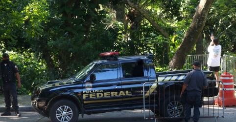 Placeholder - loading - Imagem da notícia PF faz busca e apreensão contra aliados de Bolsonaro em investigação sobre fake news contra STF