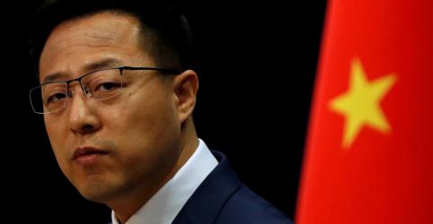 Placeholder - loading - Imagem da notícia China diz que agirá contra interferência estrangeira em lei de Hong Kong