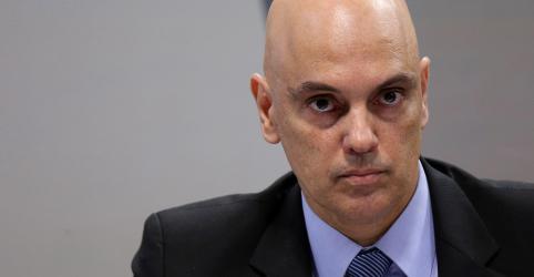 Placeholder - loading - Imagem da notícia Alexandre de Moraes diz que provas apontam possível associação criminosa de disseminação de fake news