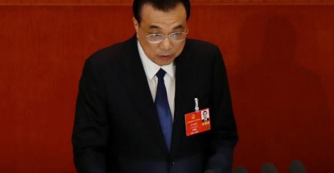 Placeholder - loading - Imagem da notícia Premiê da China vê espaço para impulsionar economia sem abrir comportas