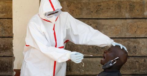Placeholder - loading - África sofre transmissão comunitária prolongada do coronavírus, diz entidade