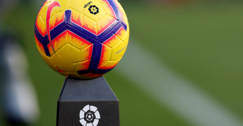 Placeholder - loading - Imagem da notícia Futebol espanhol será retomado em 11 de junho com clássico Sevilla x Betis