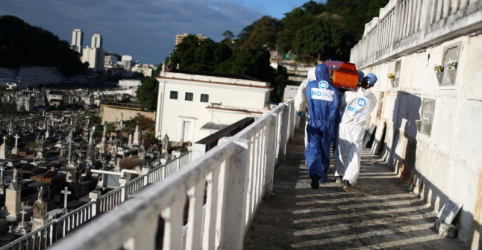 Placeholder - loading - Imagem da notícia Prefeitura do Rio de Janeiro anuncia plano de reabertura com 6 fases