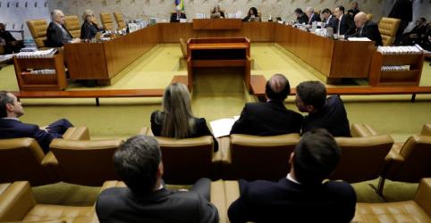 Placeholder - loading - Imagem da notícia Plenário do STF julga dia 10 de junho validade do inquérito das fake news