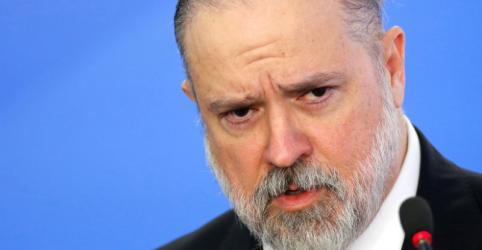 Placeholder - loading - Imagem da notícia Constituição não admite intervenção militar, diz Augusto Aras