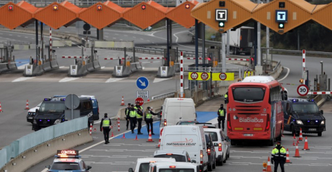 Placeholder - loading - Imagem da notícia Espanha reabrirá fronteiras terrestres com Portugal e França em 22 de junho