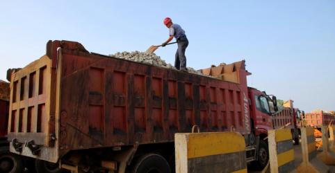 Placeholder - loading - Minério de ferro tem 5ª alta semanal na China com forte perspectiva de demanda