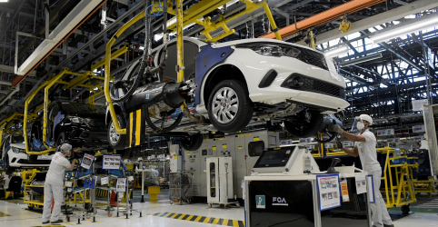 Placeholder - loading - Imagem da notícia Vendas de veículos novos no Brasil devem cair 40% em 2020, diz Anfavea