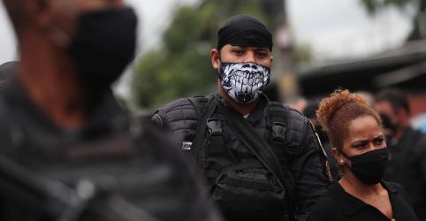 Placeholder - loading - Imagem da notícia Ministro do STF dá liminar que proíbe operações policiais em favelas do Rio durante pandemia