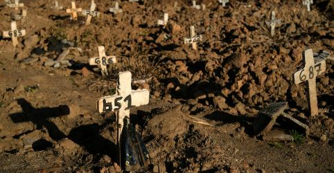 Placeholder - loading - Imagem da notícia Casos de Covid-19 no mundo atingem mais de 7 milhões com salto no Brasil e Índia
