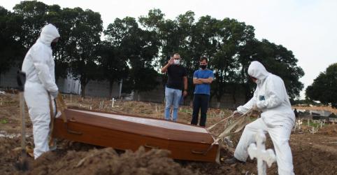 Placeholder - loading - Brasil tem mais 904 mortes e 27 mil casos de Covid-19, diz Ministério da Saúde