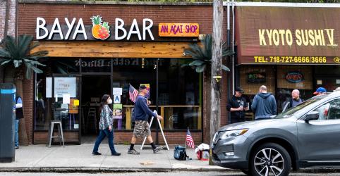 Placeholder - loading - Cidade de Nova York inicia reabertura conforme taxa de infecção do coronavírus tem nova mínima