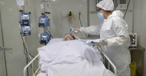 Placeholder - loading - CORREÇÃO-Brasil tem 707.412 casos do novo coronavírus e 37.134 mortes, diz plataforma do Conass