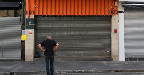 Placeholder - loading - Imagem da notícia Ipea projeta contração de 6% da economia do Brasil este ano por coronavírus
