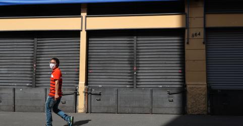 Placeholder - loading - Imagem da notícia Prefeitura de SP anuncia reabertura de comércio e imobiliárias; shoppings também devem reabrir
