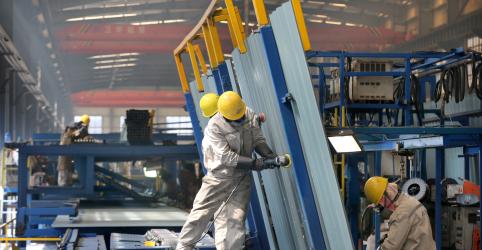 Placeholder - loading - Produção industrial da China aumenta em maio mas consumidores continuam cautelosos