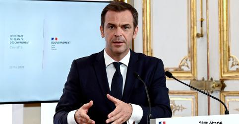 Placeholder - loading - Imagem da notícia O pior da epidemia já passou na França, mas vírus não está morto, diz ministro
